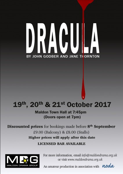 Drac Flyer One Page