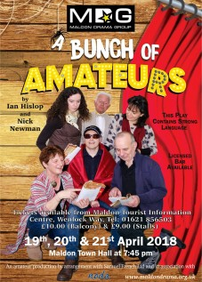 Amateurs Poster2