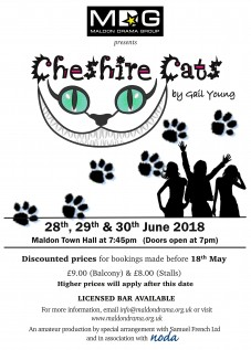 Cheshire Cats Flyer1-page1